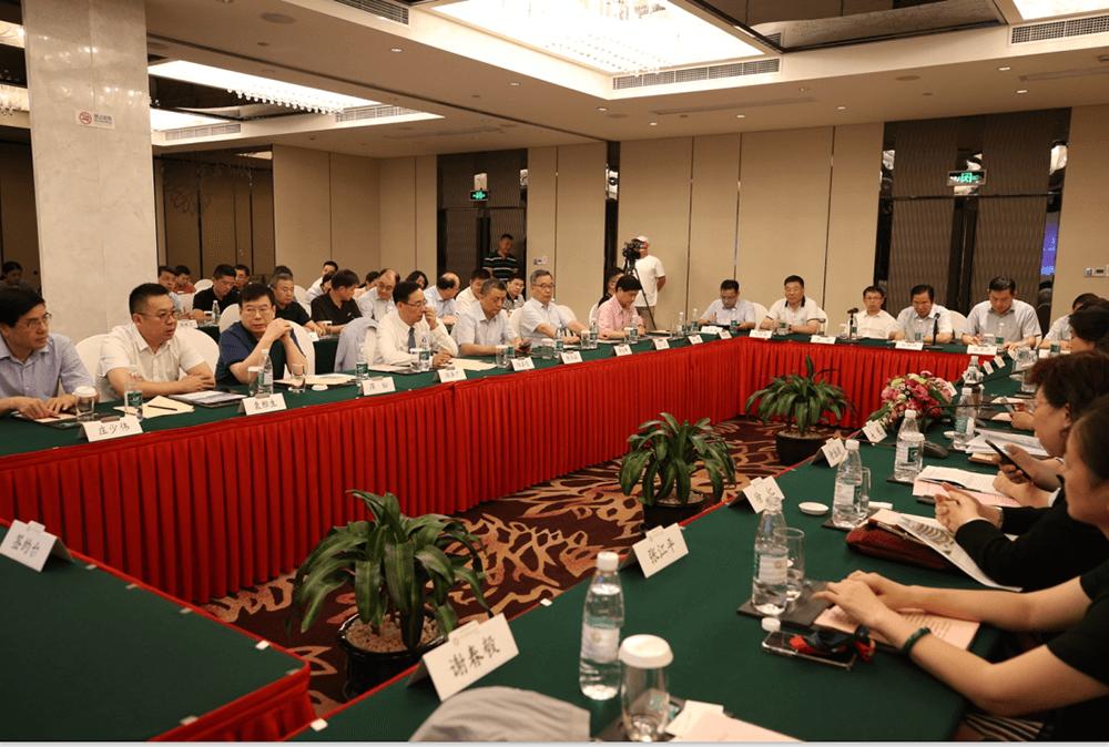 上海-徐州名院名医对接恳谈会召开 沪徐医疗卫生合作成果丰硕