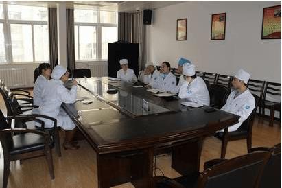 市口腔医院召开科室宣传策划会议 加强各科室团队协作精神