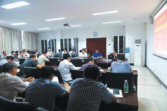 徐州市中心医院举办职能科室PDCA管理工具应用演示会
