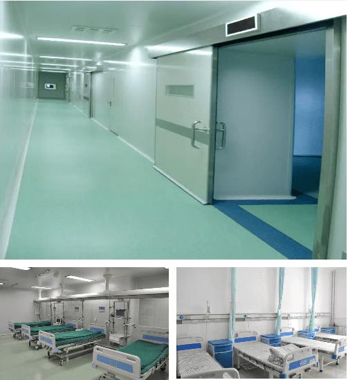 """徐州市传染病医院成功""""牵手""""南京二院 加快肝胆外科建设"""