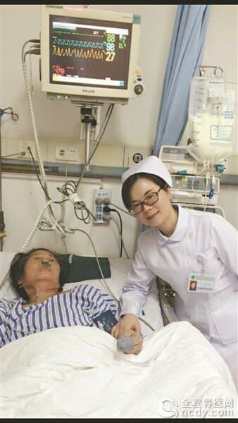 细微显真情平凡塑仁心——徐州市一院普外科护士丁思艳