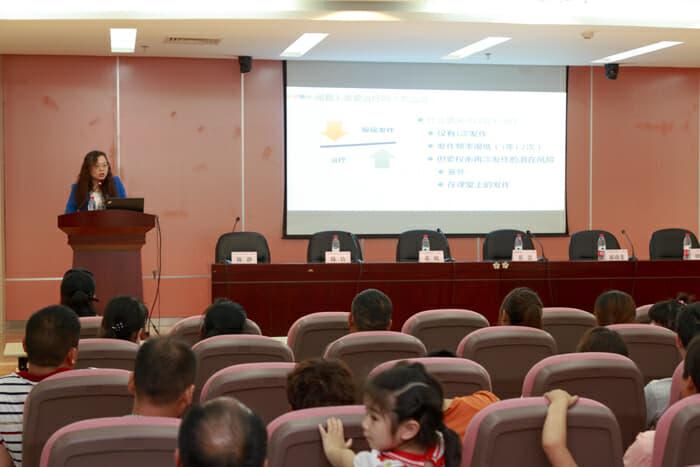 携手助力 共抗癫痫——徐州儿童医院举办大型义诊活动