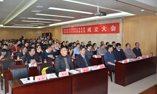 淮海经济区抗淋巴瘤及抗骨髓瘤联盟在徐医附院成立