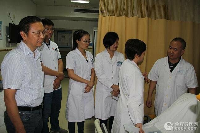 吴德沛教授获聘徐州矿物集团总医院血液内科