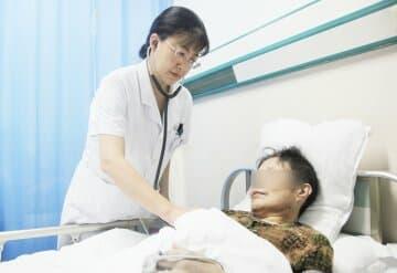市一院肾内科专家武煜:和病人交心前提是你要有本事