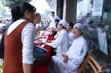 口腔健康 全身健康---徐州口腔医院举办全国爱牙日义诊活动